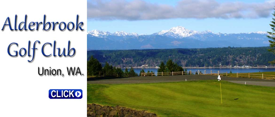Alderbrook Golf Club - 1170 Course Page