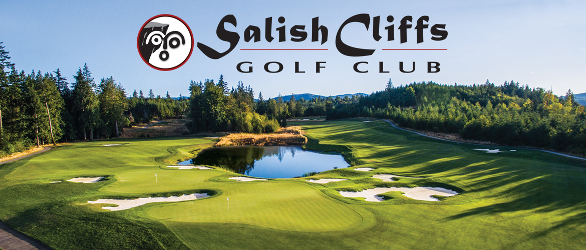 Salish Cliffs Golf - Shelton, WA.
